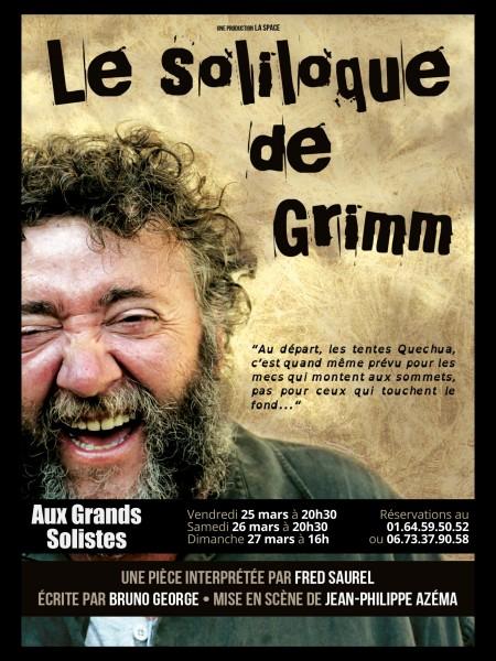 Grimm Grands Solistes, corrigé